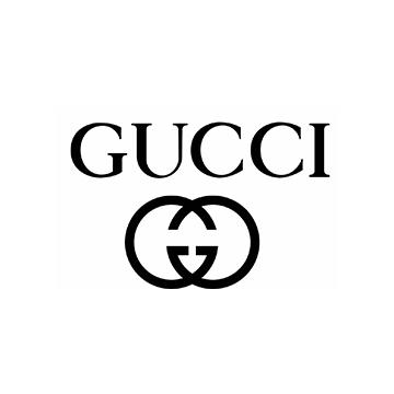 Logotipo de la marca de lentes Gucci