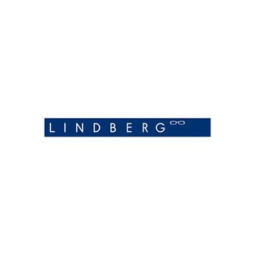 Logotipo de la marca de lentes Lindberg