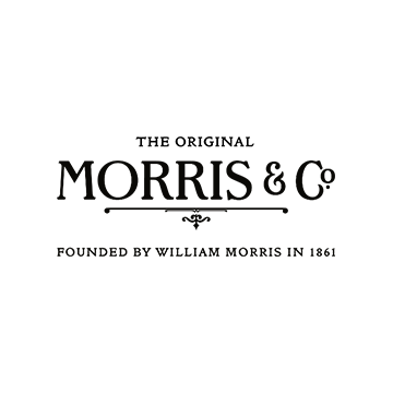 Logotipo de la marca de lentes Morris