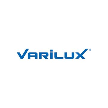 Logotipo de la marca de lentes Varilux