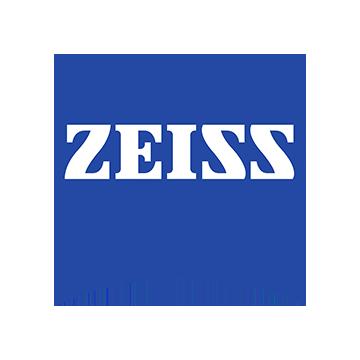 Logotipo de la marca de lentes Zeiss