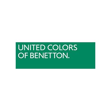 Logotipo de la marca de lentes Benetton