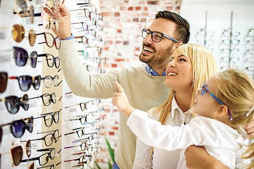 Gafas graduadas para hombres mujeres y niños