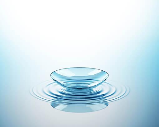 lentes de contacto a medida