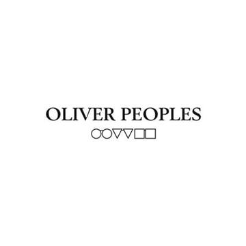 Logotipo de la marca de lentes Oliver Peoples