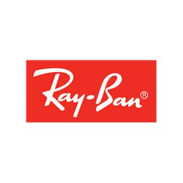 Logotipo de la marca de lentes Rayban