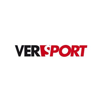 Logotipo de la marca de lentes Versport