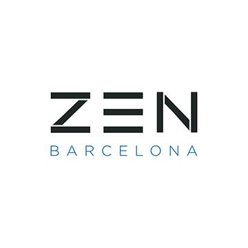 Logotipo de la marca de lentes Zen