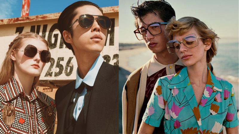 Gafas Gucci. Monturas de diseño y gafas elegantes en Óptica Do Mar